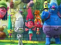 Puzzle cu Trolii 2