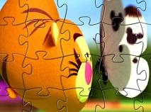 Puzzle cu Tsum Tsum