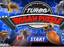 Puzzle cu Turbo Melcul