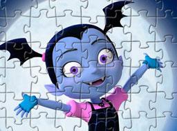 Puzzle cu Vampirina