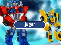 Transformers Rescue Bots Puzzles