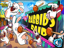 Rabbids Invasion Rabbids Raid