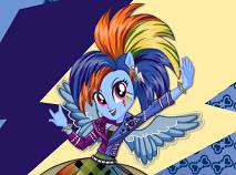 Rainbow Dash Equestria de Coafat