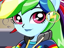 Dance Magic Rainbow Dash