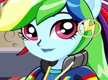 Rainbow Dash Magia Dansului
