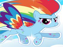 My Little Pony Rainbow Dash Rainbow Power