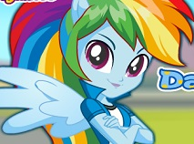 Rainbow Dash de Machiat