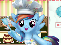 Rainbow Dash Confectioner