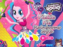 Pinkie Pie Rainbooms Style