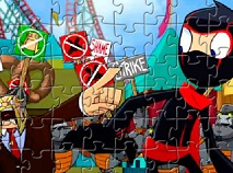 Randy Cunningham Puzzle