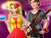 Rapunzel si Flynn la Intalnire