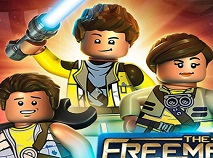 Lego Star Wars The Freemaker Adventures Puzzle Mania