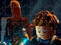 Razboiul Stelelor Aventurile Familiei Freemaker Puzzle