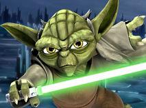 Razboiul Stelelor Batalia lui Yoda