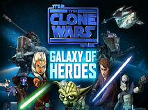 Star Wars The Clone Wars Galaxy of Heroes
