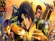 Razboiul Stelelor Rebelii Aventura 3D