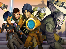 Star Wars Rebels Team Tactic
