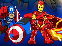 Super Hero Squad Infinity Racers