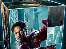 The Avengers Sliding Puzzle