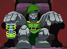 Razbunatorii Vs Dr. Doom