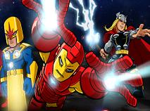 Super Hero Squad Stones Of Thanos