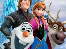 Regatul de Gheata - Olaf la Dans