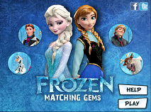 Frozen Matching Gems