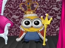 Regele Minion si Camera Regala