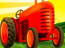 Repara si Spala Tractorul de la Ferma