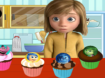 Riley Inside Out Cake Decoration