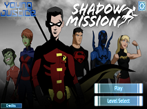 Teen Titans Shadow Mission