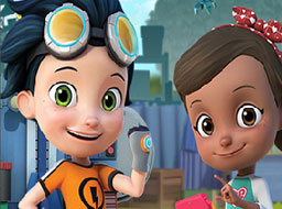 Rusty Rivets Differences