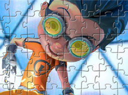 Rusty Rivets Puzzle