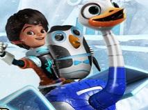 Salveaza Pinguinii Roboti