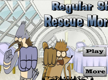 Regular Show - Rescue Mordecai