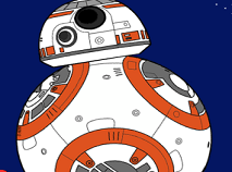 Star Wars BB-8 Jump