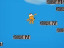 Sarituri cu Garfield