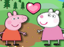 Peppa Pig Friend Kiss