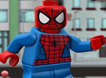Senzationalul Om Paianjen Lego