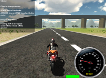 Simulator Motociclete 3D