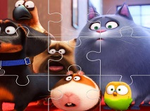 The Secret Life of Pets Jigsaw Puzzles
