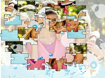 Sirenele H2O Puzzle
