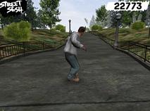 Skateboarding de Strada Street Sesh