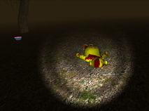 Slender Man 3D cu Tubbies