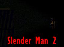 Slender Man in Padure 2