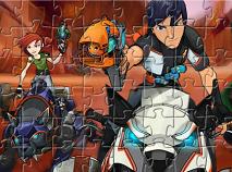 Slugterra Puzzle Jigsaw
