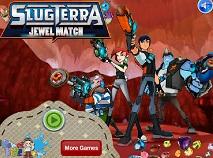 Slugterra Jewel Match