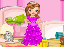 Princess Sofia New Year House Decor
