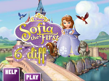 Sofia the First 6 Diff