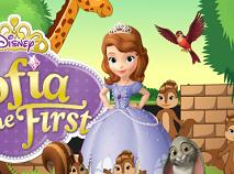 Sofia Intai Aventura la Zoo